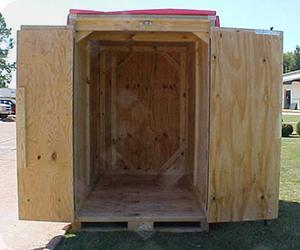Portage storage units