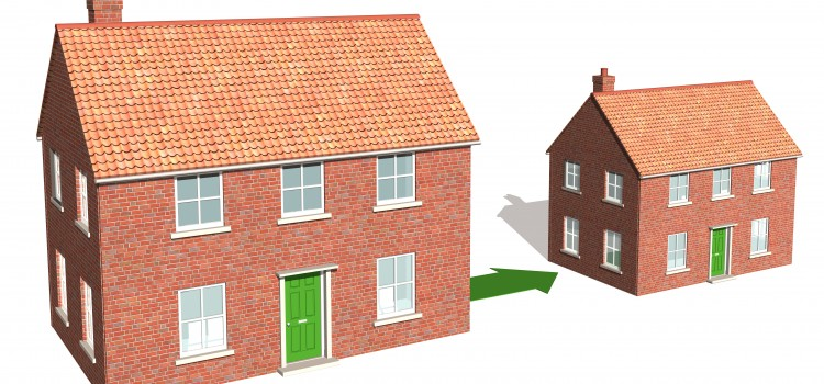 Downsizing – How to move into a smaller home