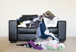 Donate to reduce clutter