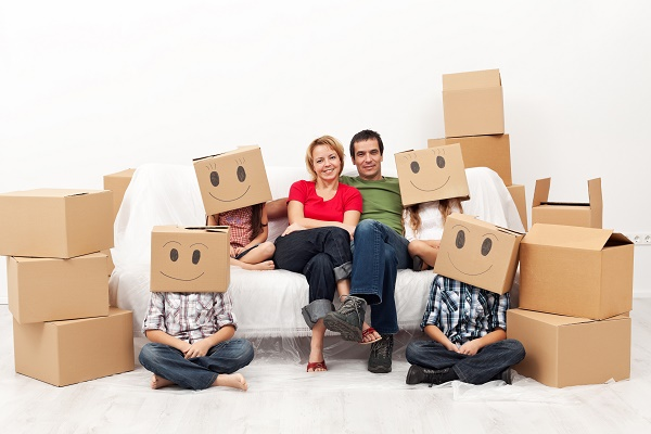 Personal moving plans
