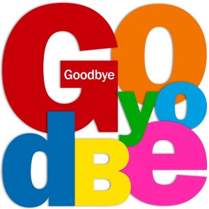 Moving with kids: say goodbyes