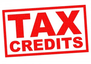 Commercial tax credits