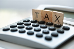 Tax burden in different States
