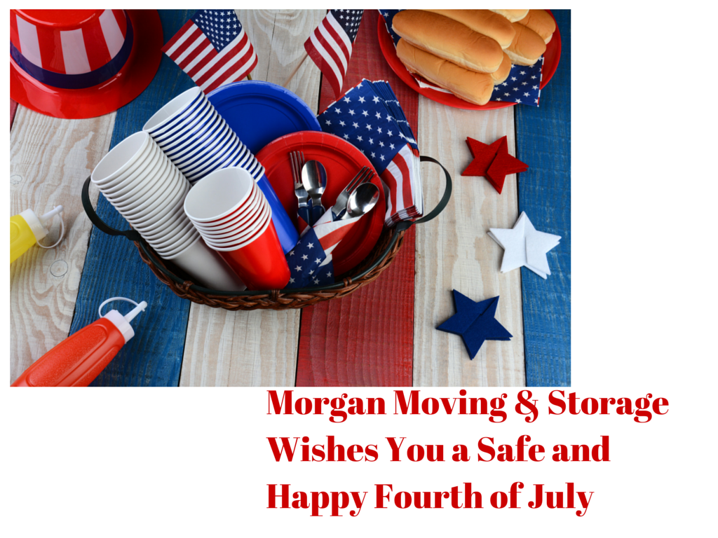 Morgan Moving & Storage Wishes You a