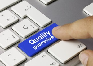 Commercial moving quality assurance