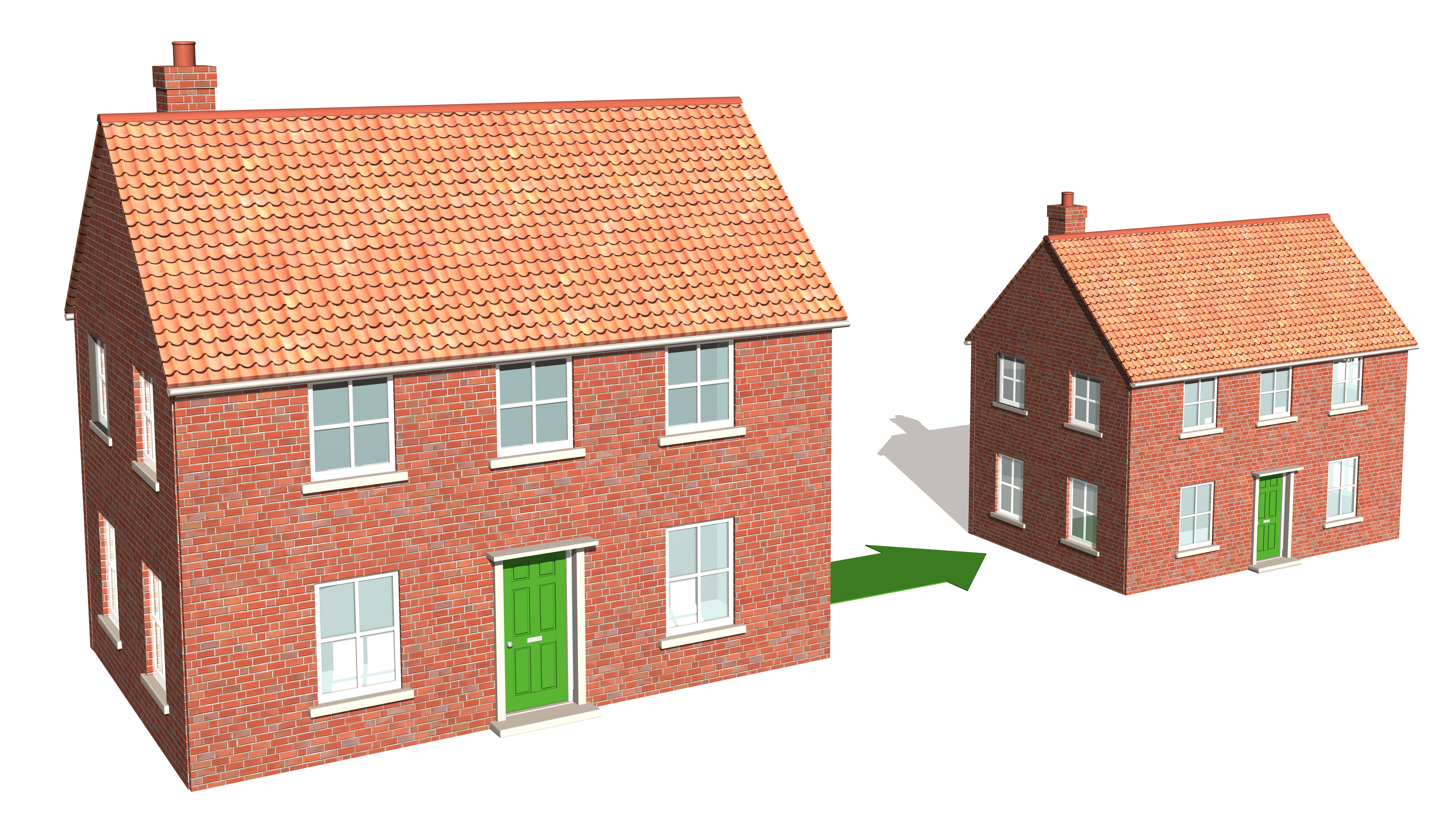 Downsizing how to move into a smaller home morgan for Downsize home plans